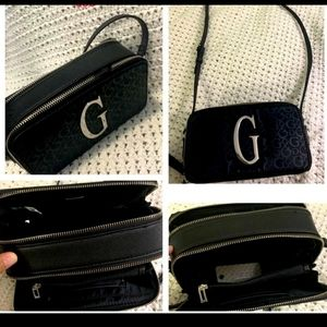 Brand new with tag Guess camera bag